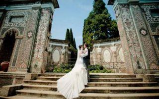 Свадьба за границей: выбор страны в Европе