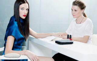 Модные тенденции французского маникюра 2018