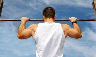 Как накачать спину на турнике: широчайшие мышцы спины или крылья
