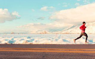 Бег зимой – давайте обсудим!
