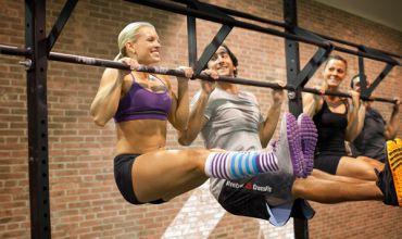 Кроссфит: программа тренировок