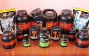 Спортивное питание — протеин
