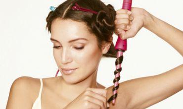 Как правильно закручивать волосы?
