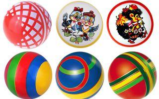 Купить резиновые мячи оптом
