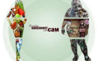Главные причины лишнего веса