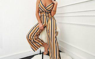 Женские комбинезоны — всегда популярны, всегда модны
