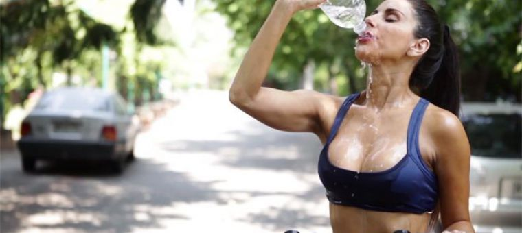 Сколько пить воды советы фитнес-тренера