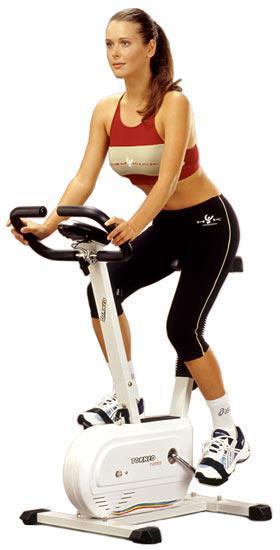 Занятия на велотренажере для похудения, здоровья и красоты