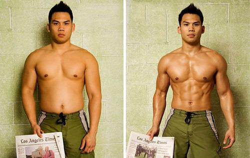 Можно ли перекачать жир в мышцы