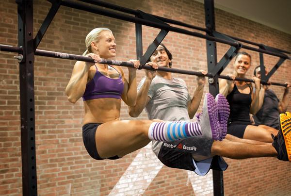 Кроссфит количество тренировок в неделю