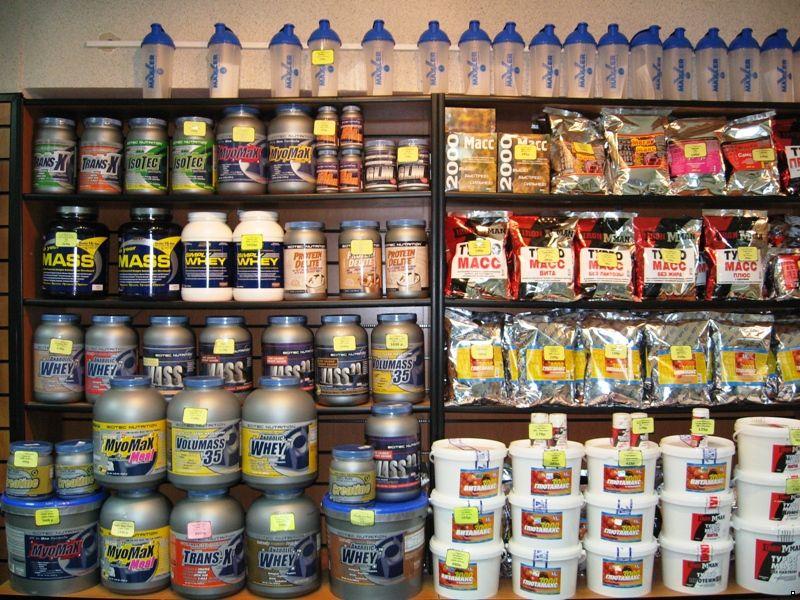 Какое спортивное питание нужно новичку