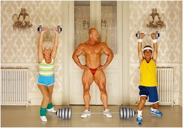 Как накачать мышцы быстро в домашних условиях